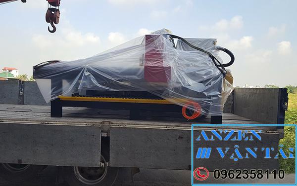 Vận chuyển thiết bị máy móc đi Bắc Ninh