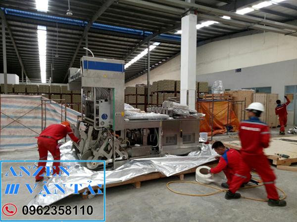 Vận chuyển thiết bị máy móc đi Tây Ninh