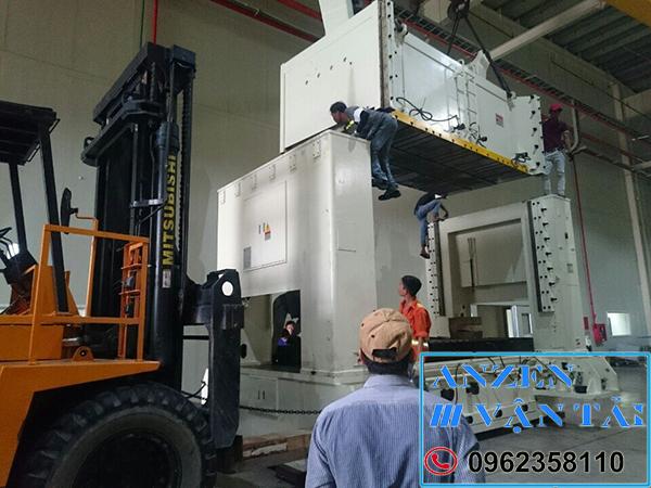 Vận chuyển thiết bị máy móc đi Đà Nẵng
