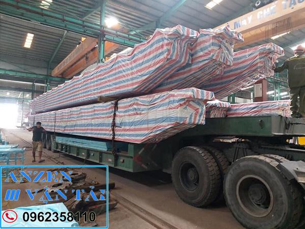 Chở hàng quá khổ quá tải đi Phú Yên