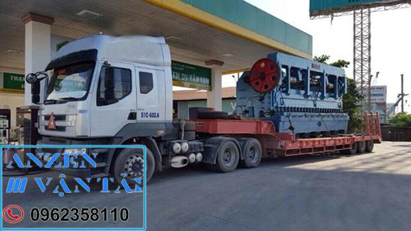 Vận chuyển thiết bị máy móc đi Bình Phước